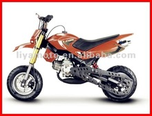HOT 2 STROKE PULL START MINI DIRT BIKE 49cc