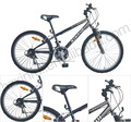 Factory Customize 26 inch Steel carbon mountain bike MTB mountain bicycle