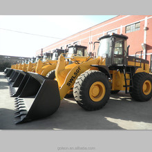 best selling wheel loaders 5ton with pilot control