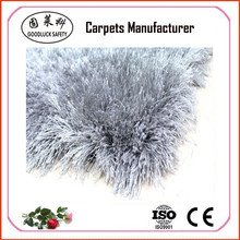 Shaggy Carpet and Rug 100% Chinese Popular Polyester Shaggy Carpet