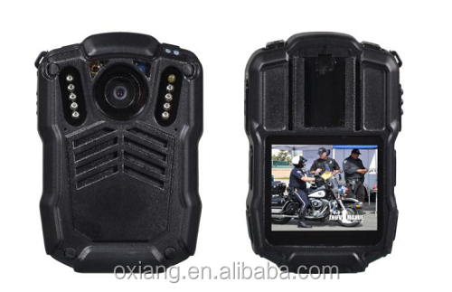 newest 1080P 3G 4G GPS WIFI Night Vision police body camera