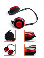 China Wireless Headphone With Fm Radio&memory Card Cheap ...