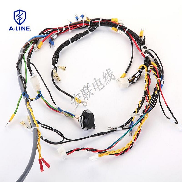 High quality Auto Wiring Harness for Electronic and Home appliance