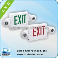 2015 New product UL listed led emergency light explosion proof exit light