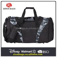 Factory New Design 600D Square Travel Bag For Teenages