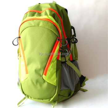 75l Capacity Travel Backpack with Invisible Zipper
