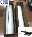 high quality 10ft * 100ft black & white poly film 6mil 100% virgin PE