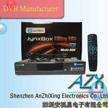 most popular product in america JynxBox Ultra HD V6 satellite receiver descrambler