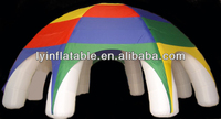 Large Inflatable round spider tent for advertising
