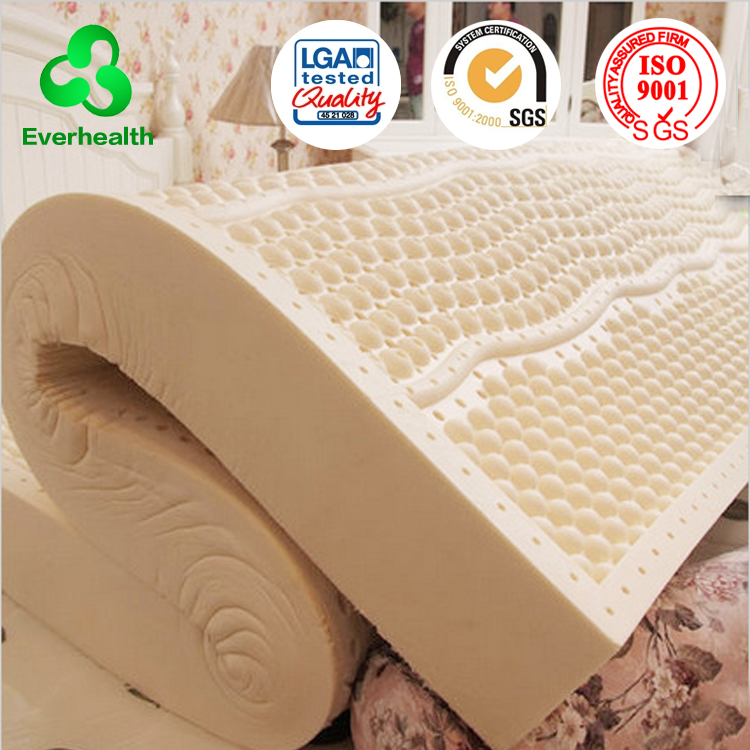 Seven 7-zone Pocket Spring Latex Mattress, High Quality Mattres