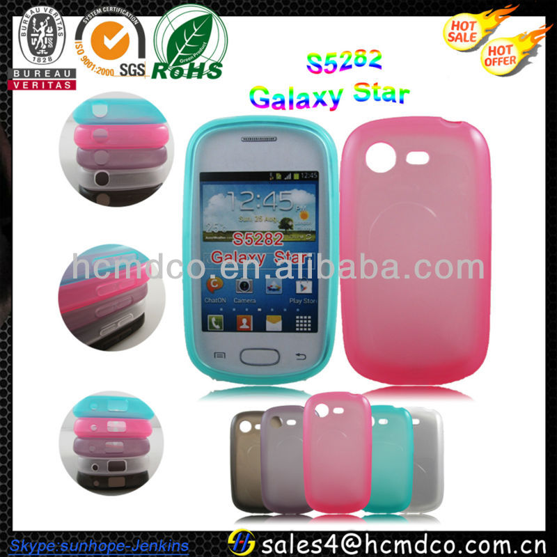 Independent develop case for Samsung S5282