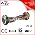 "CE samsung hoverboard 6.5"" 2 wheels self balance scooter with carry handle manufacturer"