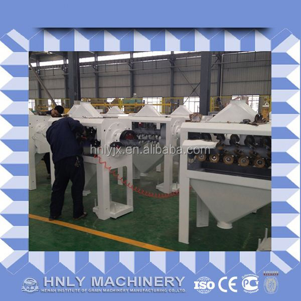 corn/maize and bean polishing machine factory supplier