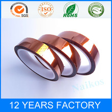 Brown High Temperature Resistance Polyimide Masking Adhesive Tape for PCB