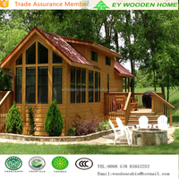 Prefab wooden home