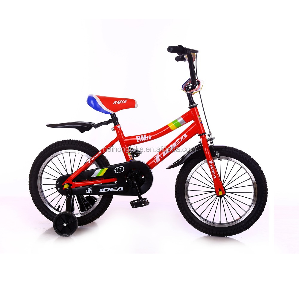 2016 latest top selling bmx style bicycle children / economic baby boys bikes for kids / bicycle babys for children