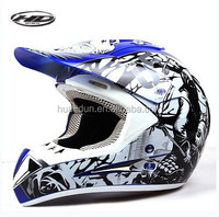 HD customer off road helmet/motor cross with abs material (HD-802)