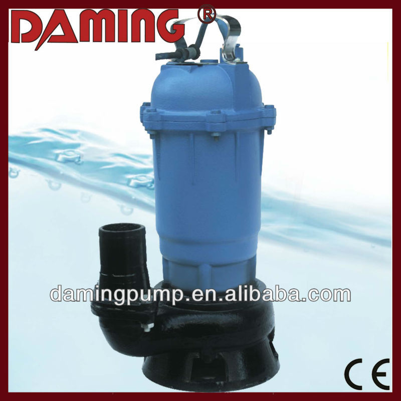 sewage pump for Russian market