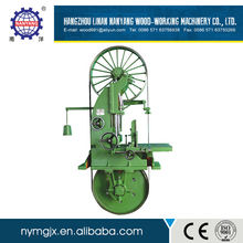 "MJ319 (36"") Easy and Automatic Operation Vertical Band Saw Wood Cutting Sawmill Machine"