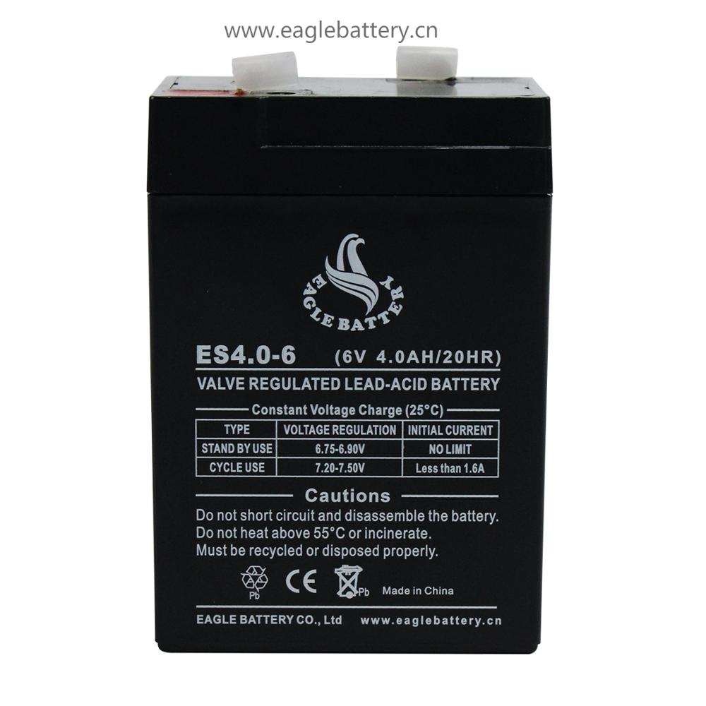 3 fm 4 lead acid battery 6v 4ah 20hr rechargeable ups batteries, 6v4ah gfm battery