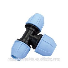 Fashion all types of ppr pipe fittings with CE certificate