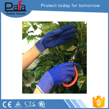 13G nylon or polyester liner china colore dadult sexy latex gloves