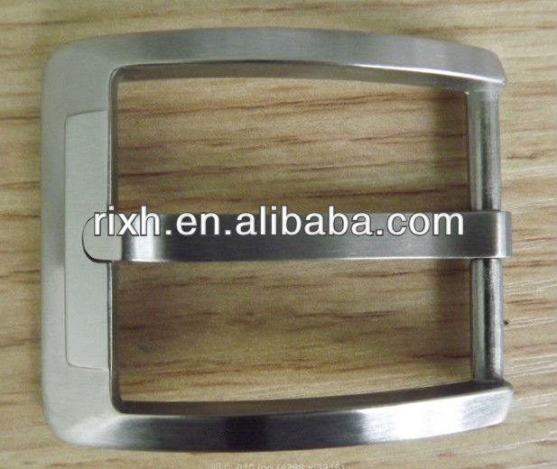 2013 fashion Titanium anti-allergy belt buckle,anti-allergy belt buckle