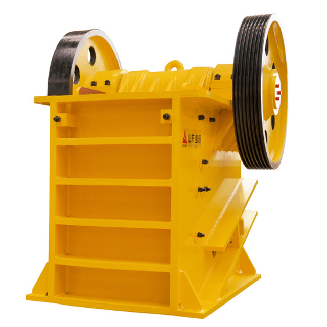 China Factory Mining Industry Jaw Crusher