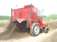 Organic Fertilizer Compost turner