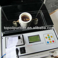 Fully Automatic Dielectric Oil Tester The