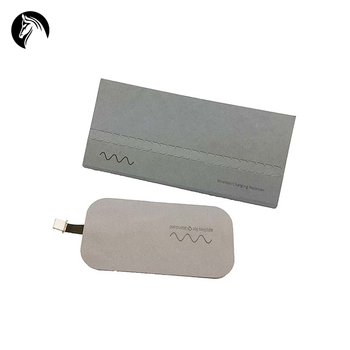 Mini QI Wireless charging receiver For iPhone/Samsung/Android Mobile Phone