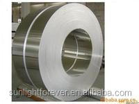 Hot Dipped Galvanized GI steel strip /slit coil /strap for construction /building material /packaging /channel./purlin