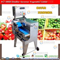 FC-305D bamboo shoots cutting machine/Large Type Vegetable Cutting Machines bamboo processing machine