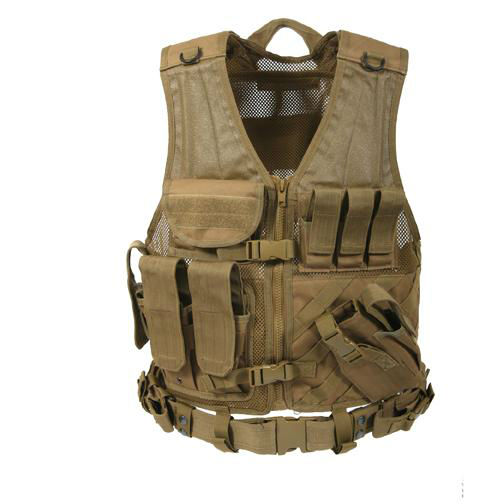 Loveslf professional tactical vest with belt military vest