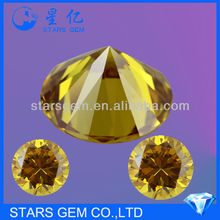 China specialized factory provide synthetic gems CZ gemstone price list