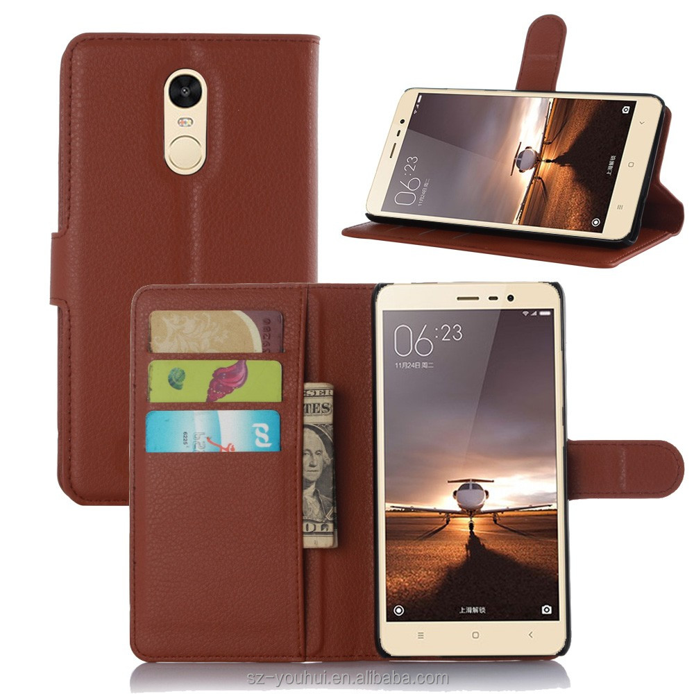 OEMODM manufacturer smart cover case for xiaomi redmi note 3