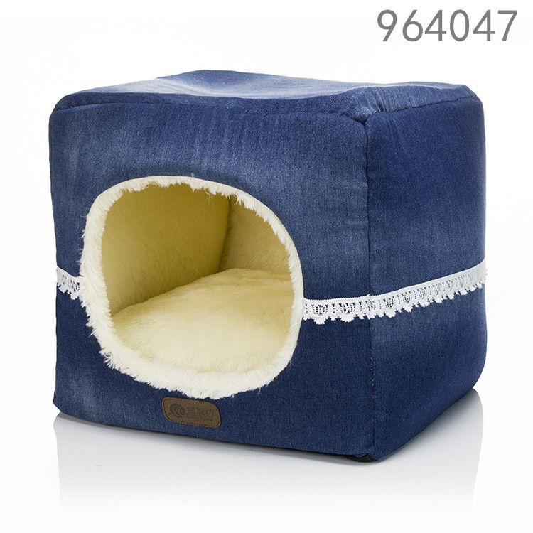 High quality and comfortable fashion jean series for dog of Rosey Form