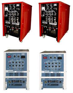 Inverter welder AC/DC TIG welding machine South Korea