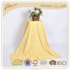 china wholesale custom 100% polyester faux fur blanket fabric