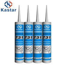 Acid Solidification Silicone Sealant For Glass Windows Bonding