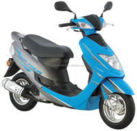 China New Quality Russia 49cc 50cc moto gasoline gas scooter