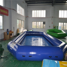 outdoor summer swimming customized type pool inflatable toy
