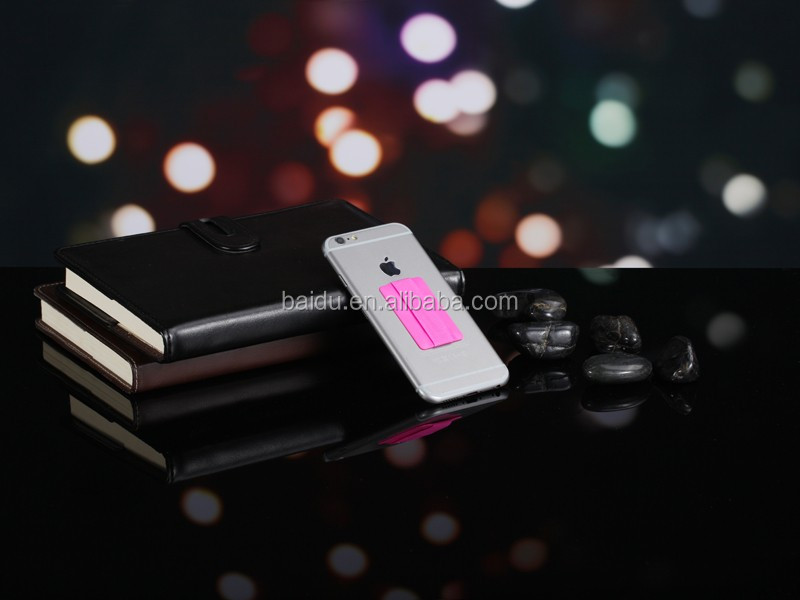 multi-color new design thin finger grip your phone