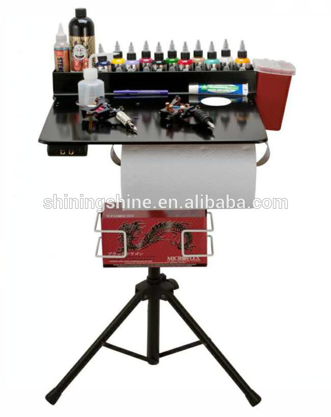 Tattoo artist Simple tattoo table Stainless steel tattoo table