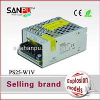 PS-25W-24V single output 110v DC switching power supply