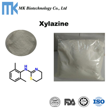 Factory supply Xylazine 99% 7361-61-7 with high quality