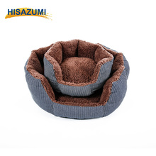 Cute And Warm China Supplier Cheap Luxury Pet Dog Bed
