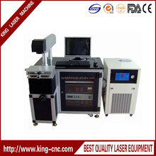 Transportation more safe and convenient and enjoying reputation for many years YAG-50W portable fiber laser marking machine