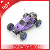 Super 1:24 2.4Ghz 4CH Mini High Speed RC Car with rubber tires