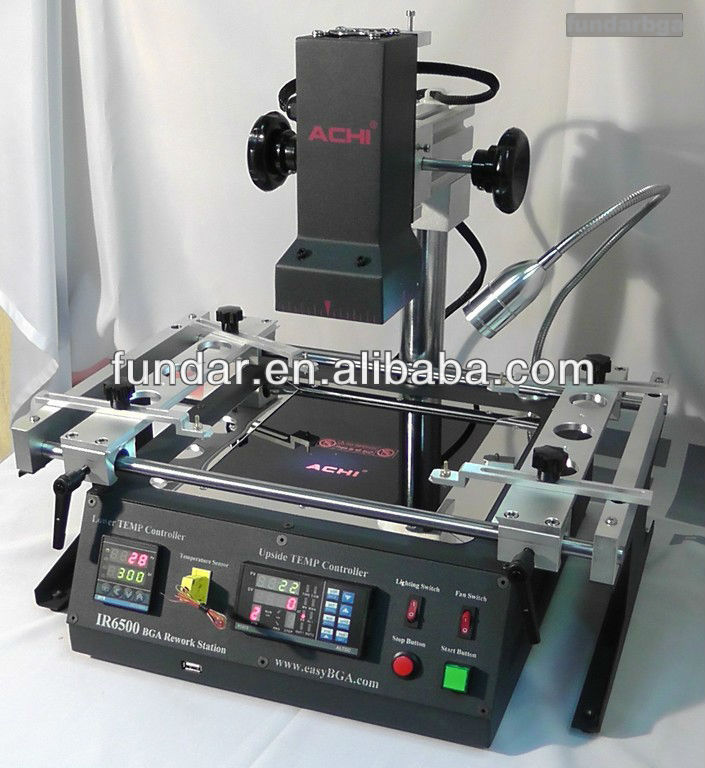 High success rate Low cost ACHI IR-6500 dark infrared bga chip repair machine
